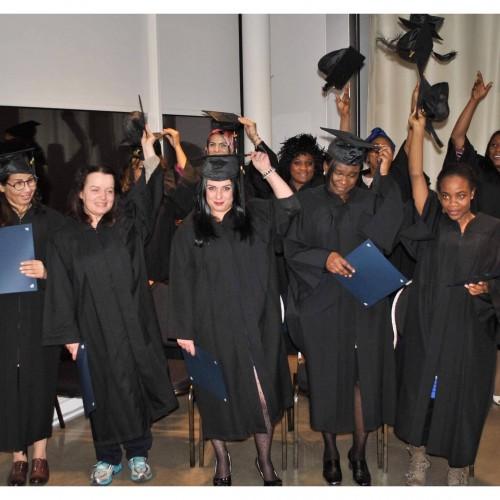 Remise de diplômes-La Corbeille